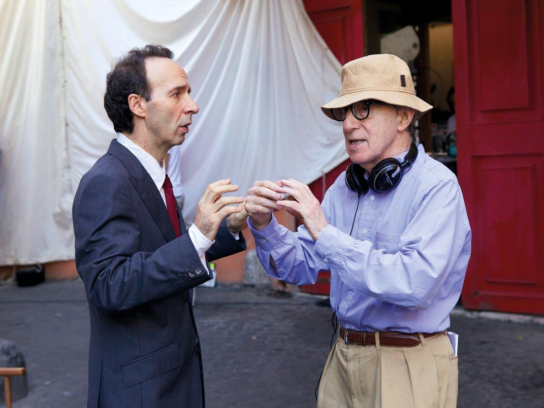 BH Interview: Woody Allen Mourns Loss of Leading Man Roles