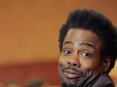 Chris Rock Wishes Us 'Happy White Peoples Independence Day'