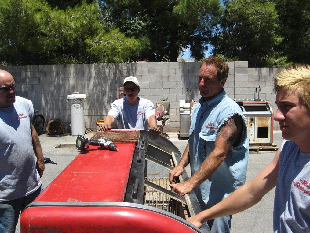 'American Restoration': Reality Show or Metaphor to Restore America?
