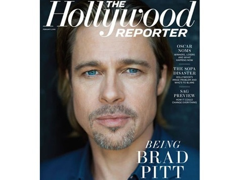 'Hollywood Reporter' Attacks Brad Pitt's Mom as 'Anti-Gay'