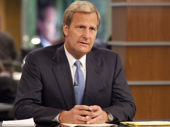 HBO's 'Newsroom' Trashes Tea Party