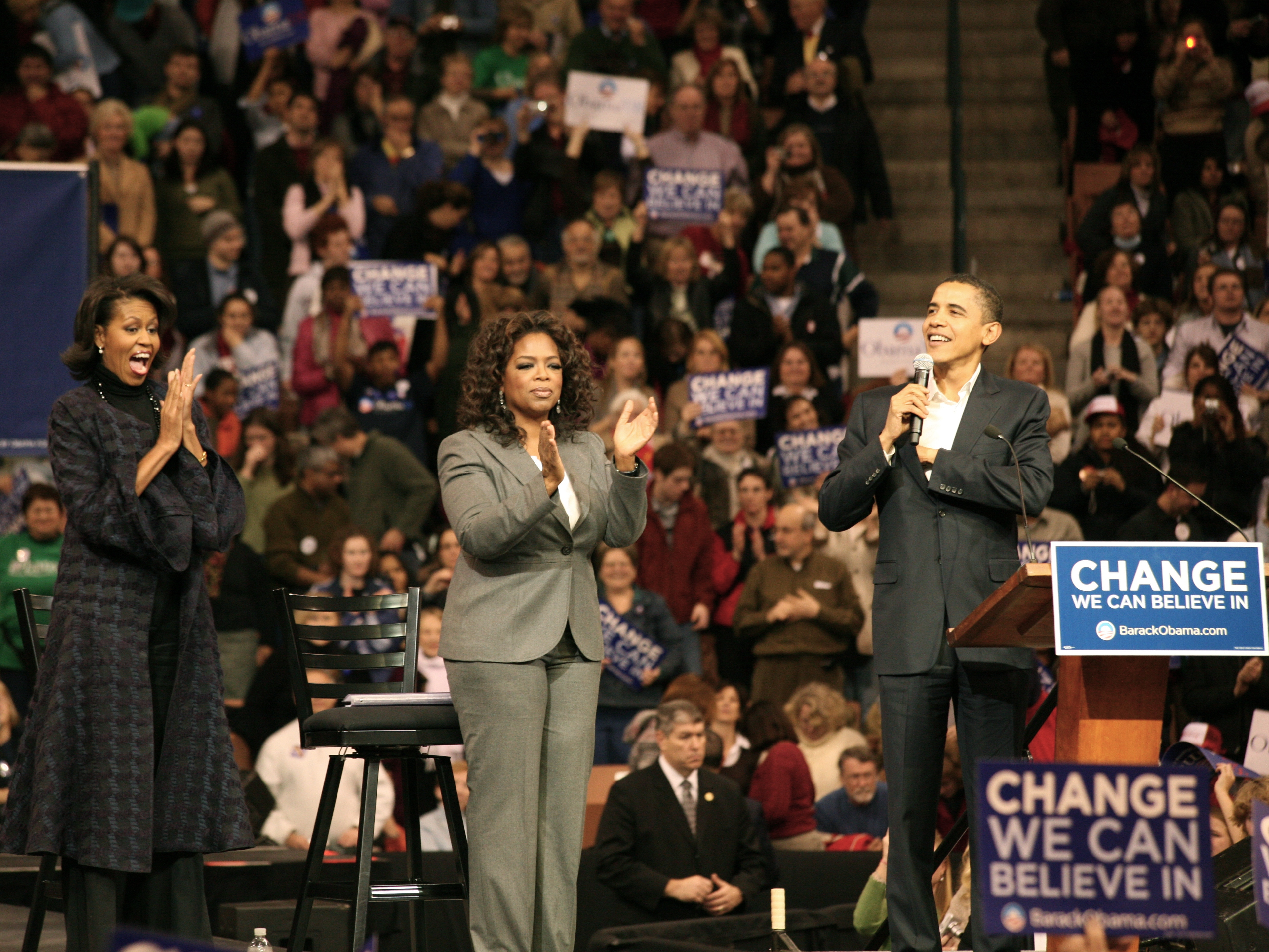 National Post: Oprah No Longer Marching in Obama's A-List Parade