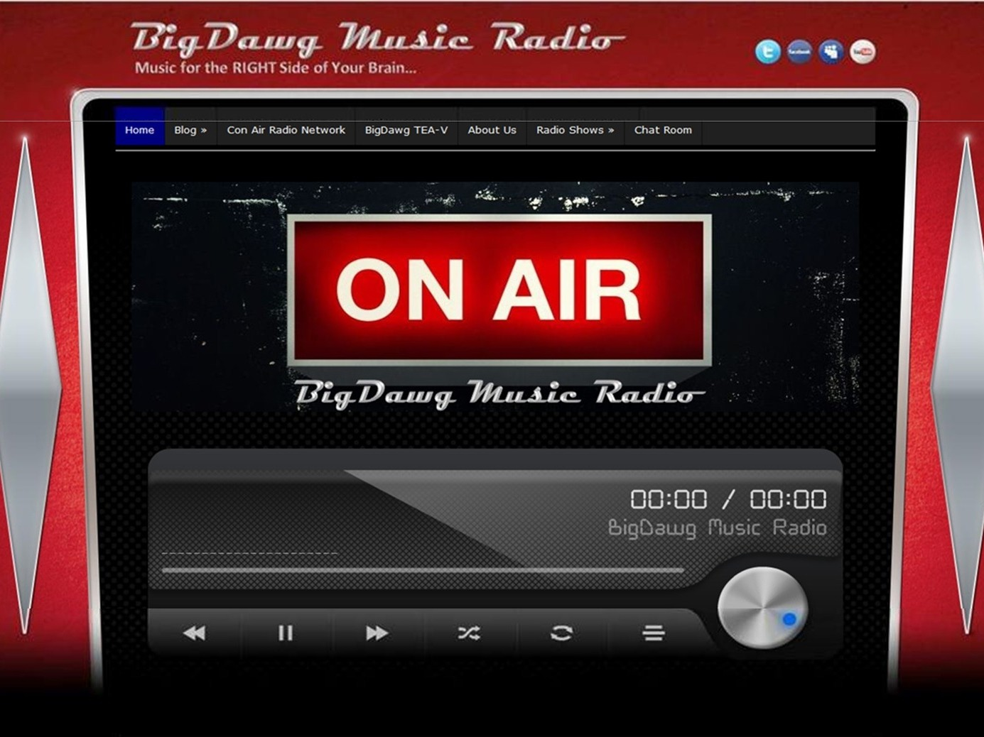 BigDawg Radio to Offer 24/7 Conservative Music