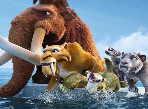 'Ice Age: Continental Drift 3D' Review: Sermon-Free Sequel Squanders Game Cast