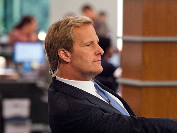 HBO's 'Newsroom' Fires Blanks at Second Amendment, Compares Limbaugh, Bachmann to Sex Offenders