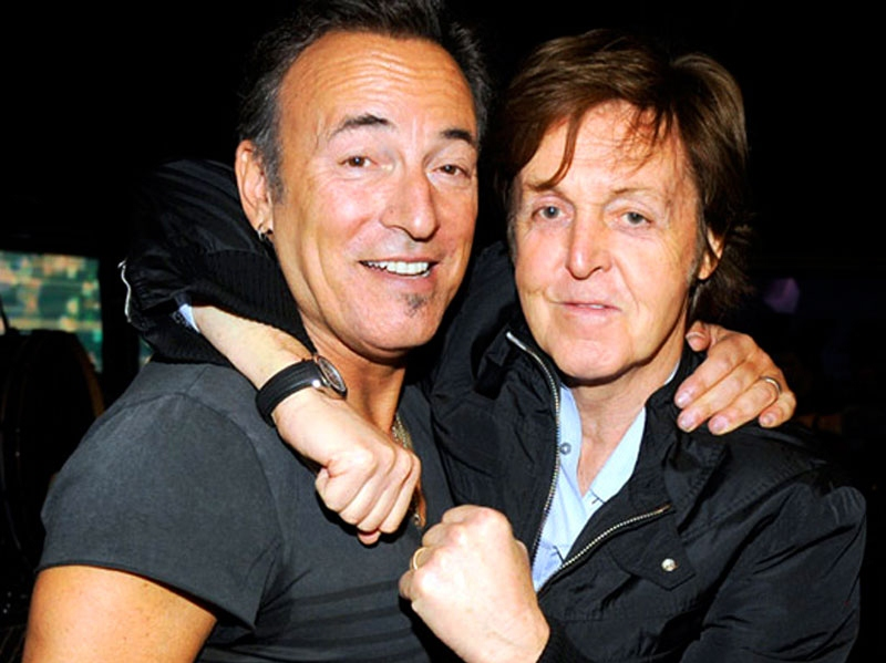 Rock Heresy: Springsteen-McCartney Unplugged by Curfew