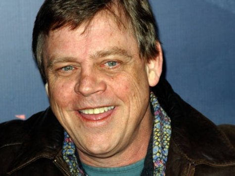 Mark Hamill: Mitt Romney 'Not Actually Human'