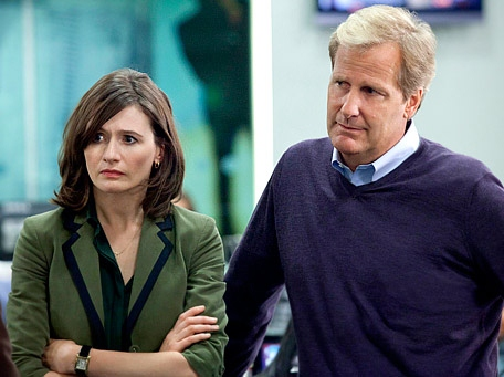 'Newsroom' Cleans House, Jettisons Writers