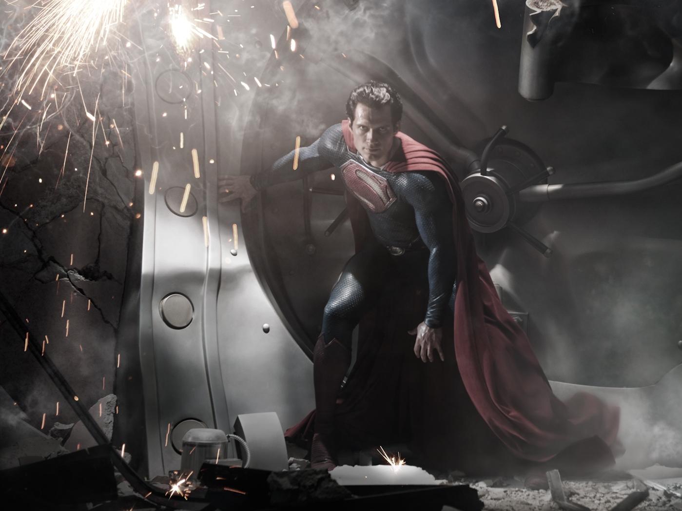 Trailer Talk: Moody 'Man of Steel' Reboots Superman, Image