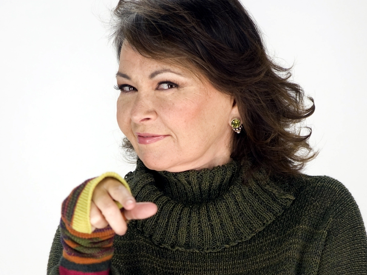 Roseanne Gone Wild: Chick-Fil-A Customers 'Deserve' Cancer