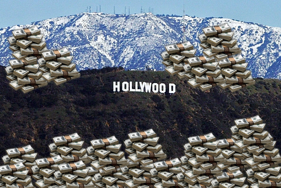 Left's Exception To Raising Taxes On the Wealthy: Hollywood