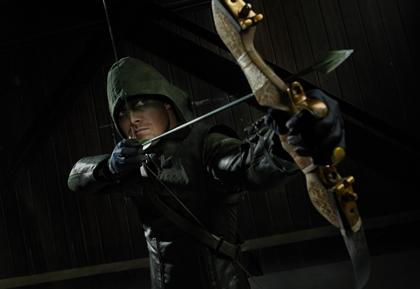 CW's New 'Arrow' to Target One Percent