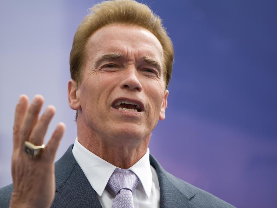 Schwarzenegger to Share Problem Solving Skills via Nonpartisan Think Tank