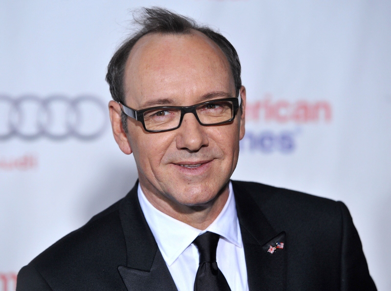 Kevin Spacey Refers to Romney as a 'Murderous Politician'