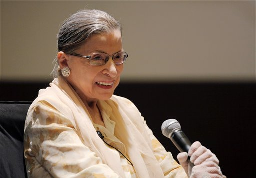 Justice Ginsburg Weighs Legal Lessons of Opera