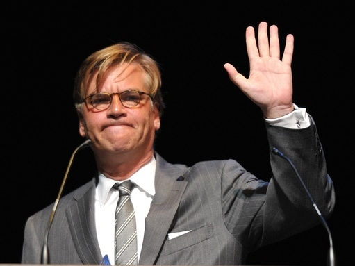 'Newsroom's' Sorkin Co-Hosting Obama Fundraiser