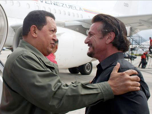 Useful Idiot: Sean Penn Campaigns for Hugo Chavez