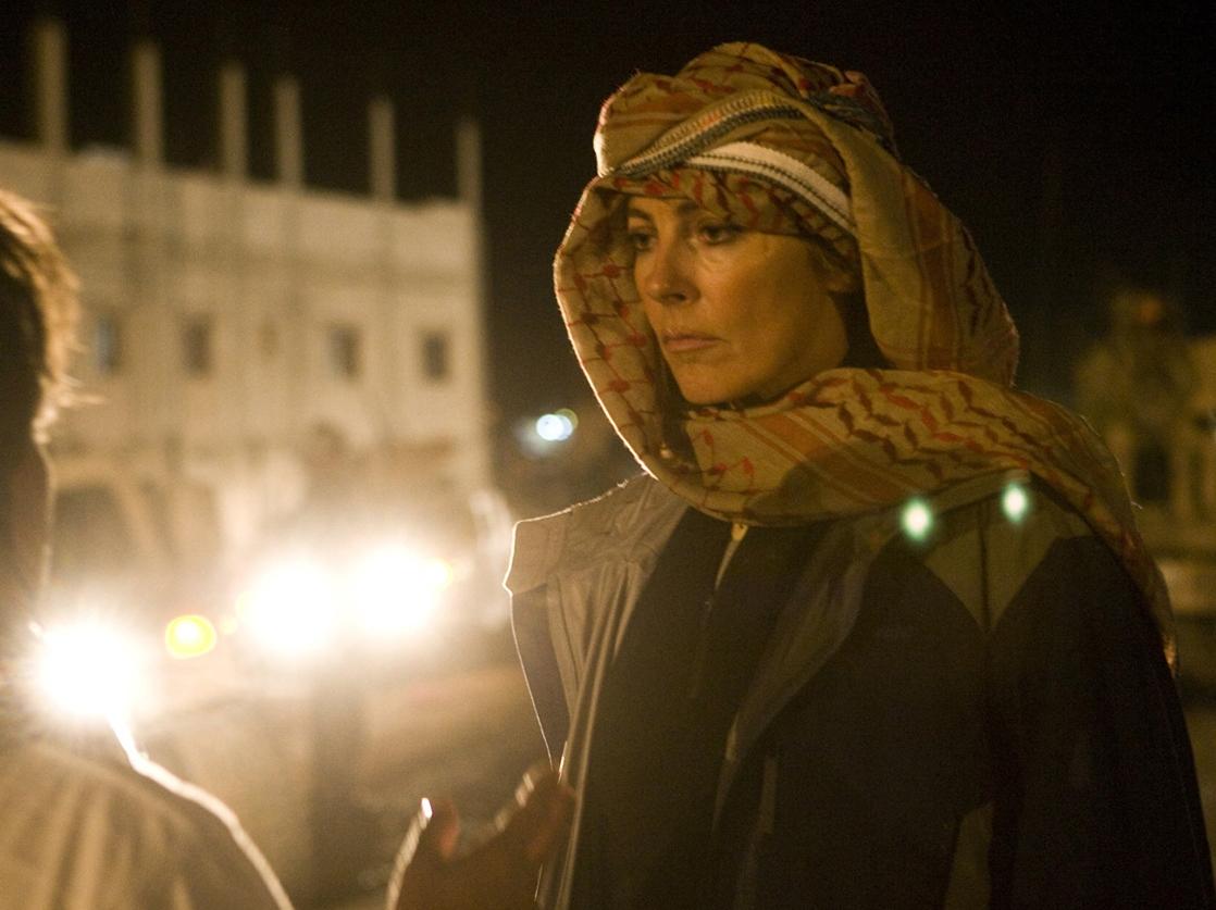 'Zero Dark Thirty' Filmmakers Mum on Intelligence Leaks
