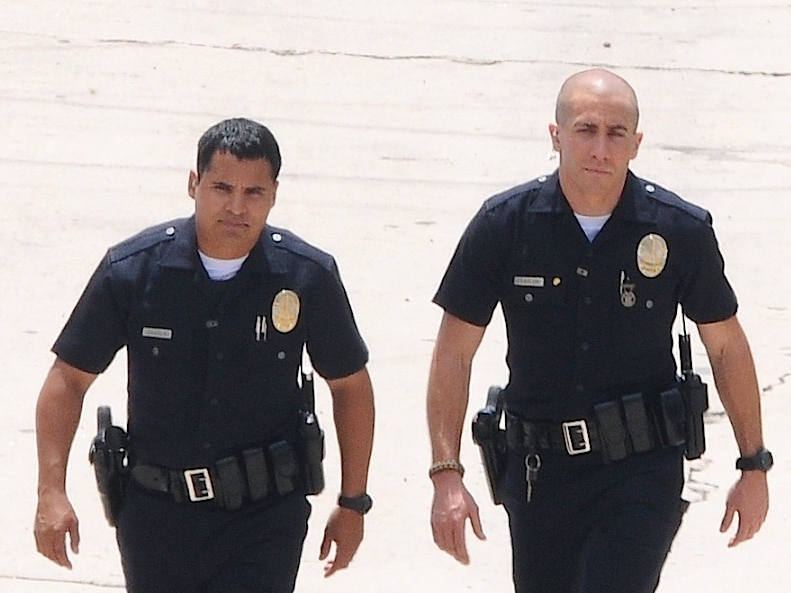 Trailer Talk: 'End of Watch' Targets Two Good L.A. Cops For Termination