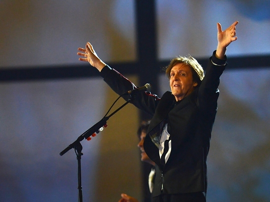 Paul McCartney Sends Support to Russian Punks