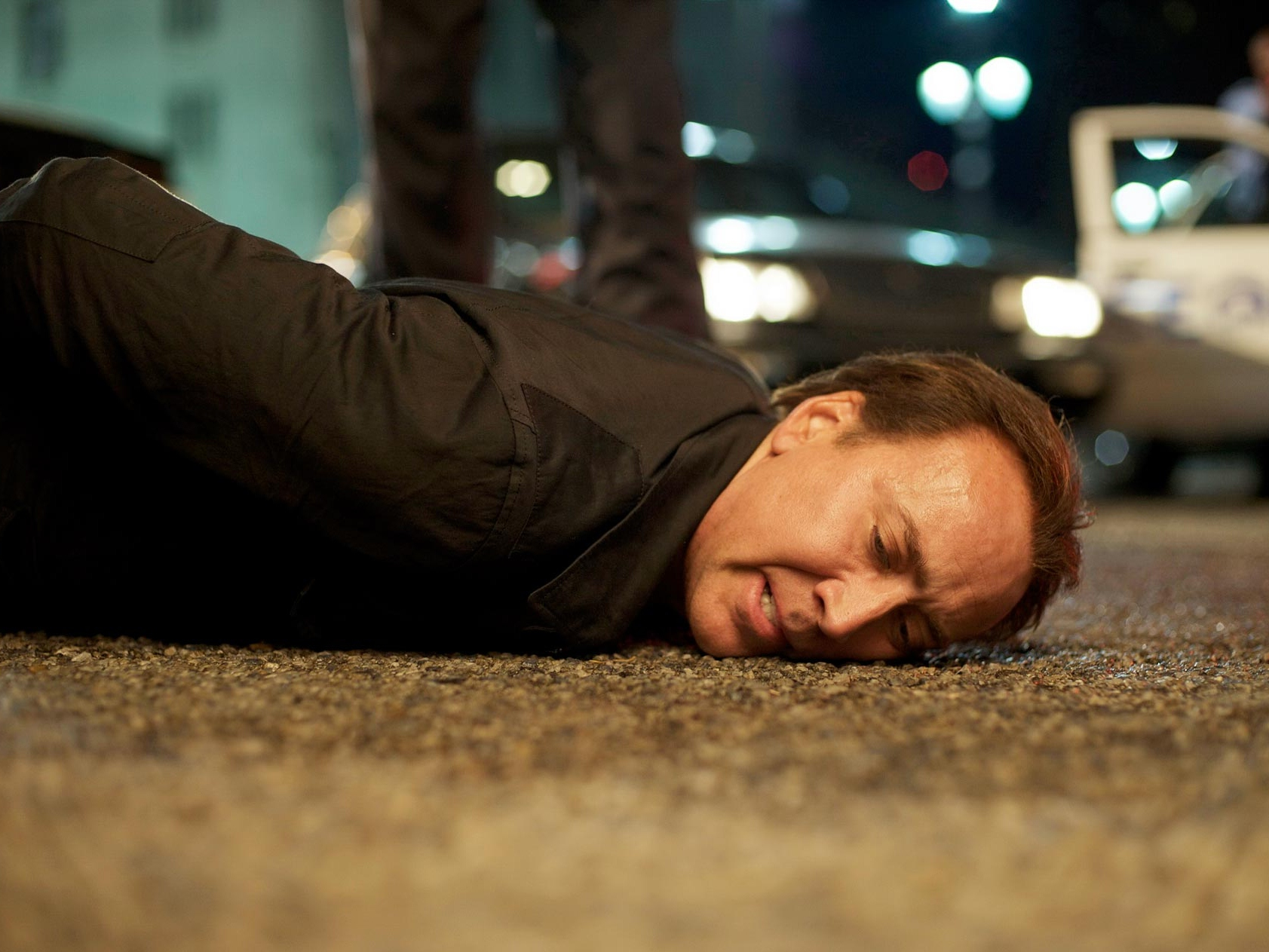 Trailer Talk: Cage is Down, but Not Out, in 'Stolen'