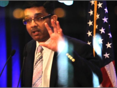 Does D'Souza's Hypocrisy Charge Against Obama Ring True?