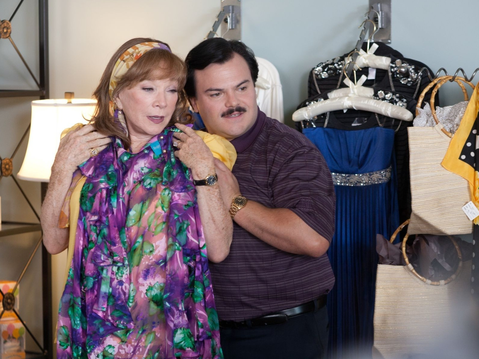 'Bernie' Blu-ray Review: Jack Black Reborn as Mustachioed Killer
