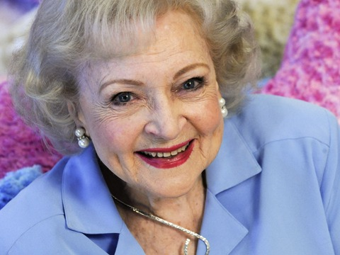 Will Betty White Report for Democratic Duty?