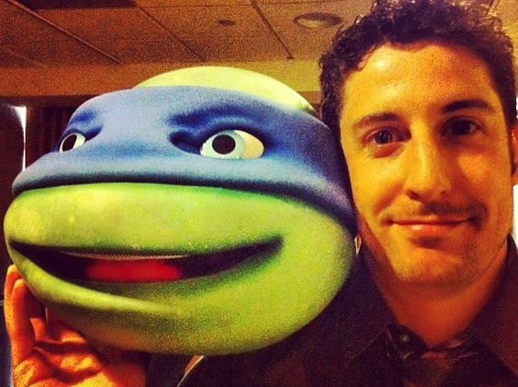 Dear Nickelodeon, Is the 'Ninja Turtles' Reboot with Jason Biggs for Adults Only?