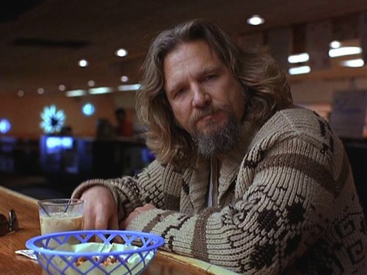 The Dude Abides: Bridges Stands By 'Thunderbolt' Eastwood