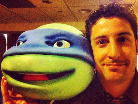 Exclusive — Nickelodeon: Cyber-Bully Jason Biggs Appropriate for Kids