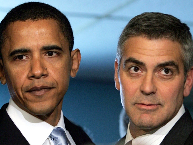 Celebrity Backfire: GOP Ad Taunts Obama for Palling with Clooney and Co.
