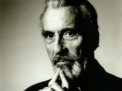 Actors Who Served: Christopher Lee