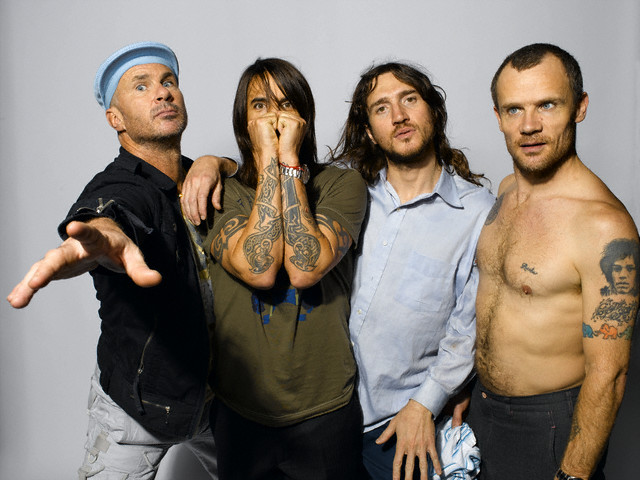 Chili Peppers Set to Rock Tel Aviv