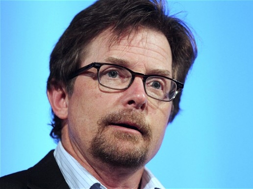 Michael J. Fox Participates in 9/11 Charity Event