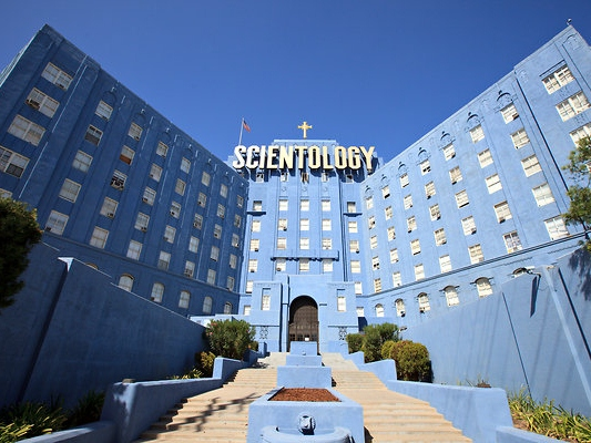 Scientologists Protesting 'The Master,' Studio Beefs Up Security