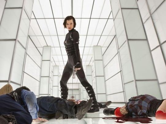 `Resident Evil' Laps 'Finding Nemo' for Box Office Win