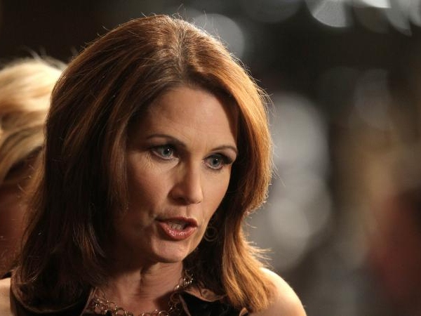 Michele Bachmann to Obama: Skip Letterman, Talk to Netanyahu