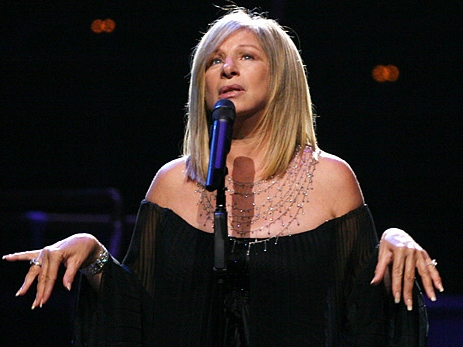 Streisand Doubles Down on Obama's 'You Didn't Build That' Speech