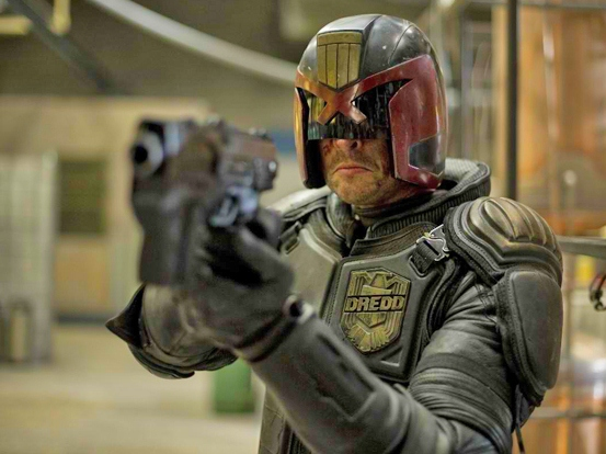 'Dredd' Review: Action-Packed but Empty of Everthing Else