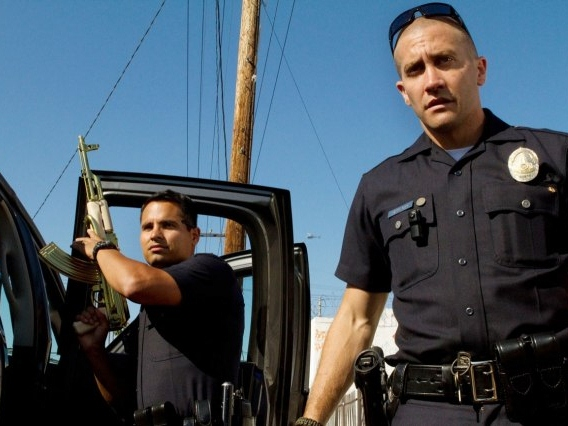 'End of Watch' Review: Found Footage Gimmick Enlivens Cop Drama