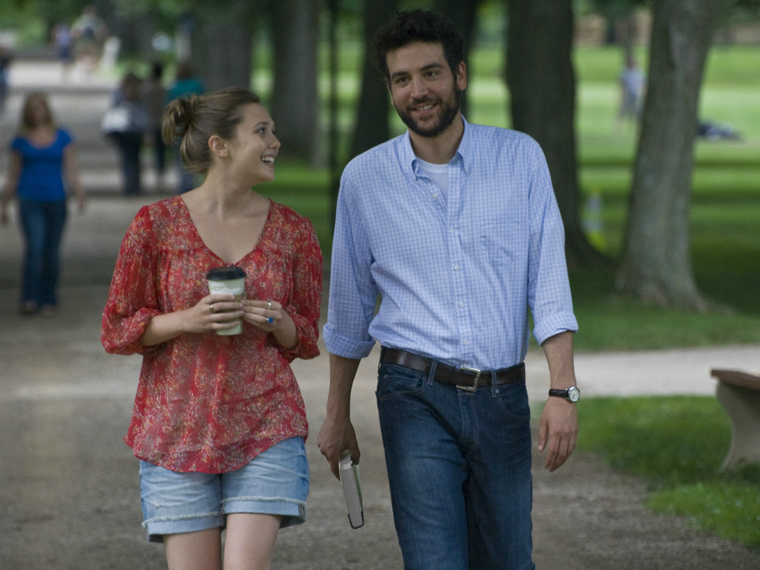 'Liberal Arts' Review: Olsen Breathes Life Into Unexpected College Romance