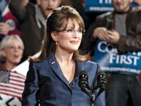 Classless: Moore Piles on Palin During Emmy Acceptance Speech