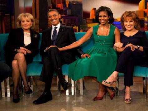 Obama: 'I'm Eye Candy'