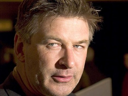 Known Thug Alec Baldwin Claims U.S. 'Will Never Be GreatAgain' Under Romney