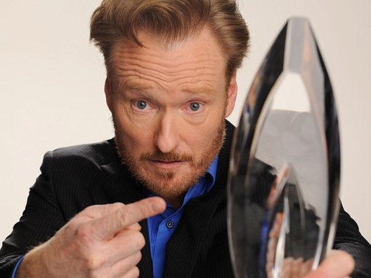 Conan O'Brien Mocks Lone Conservative on 'The View' for Hitting Obama with Fair Question