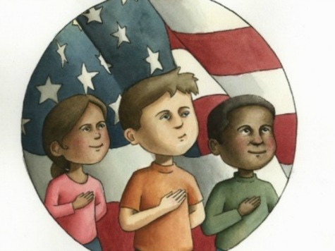 Growing Little Patriots Together: How You Can Help Teach Children About America