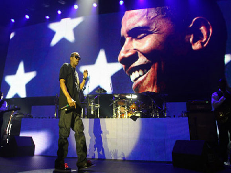 Obama Mega-Booster Jay-Z: 'Not Really Into Politics'