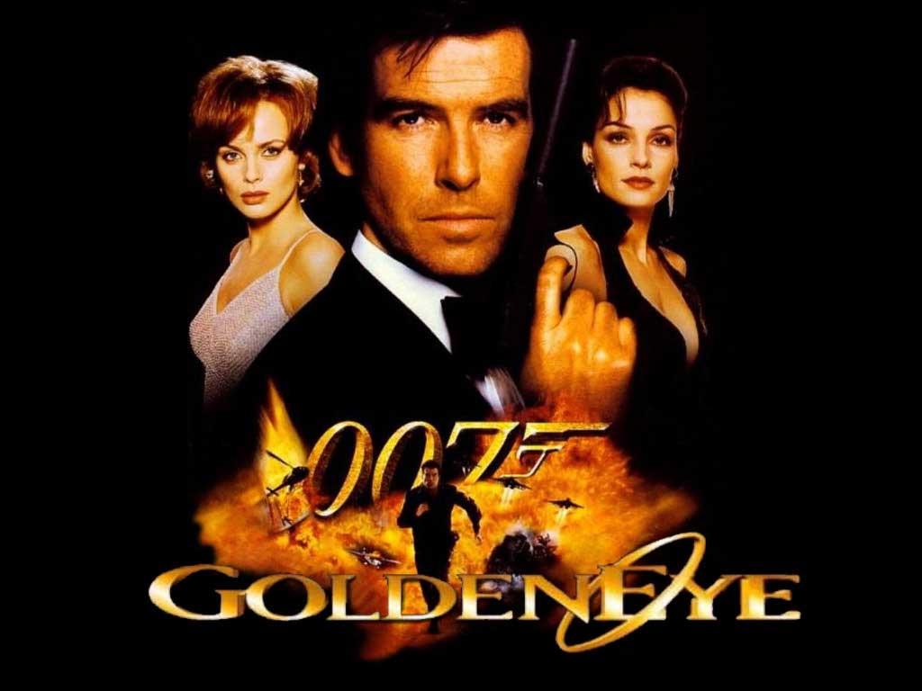 """The James Bond Chronicles: """"GoldenEye"""""""