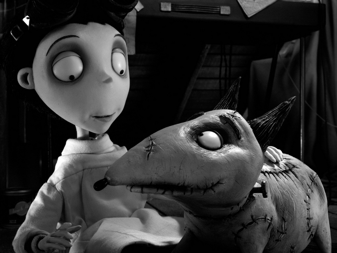 'Frankenweenie' Review: Burton Brings Stagnant Back to Life